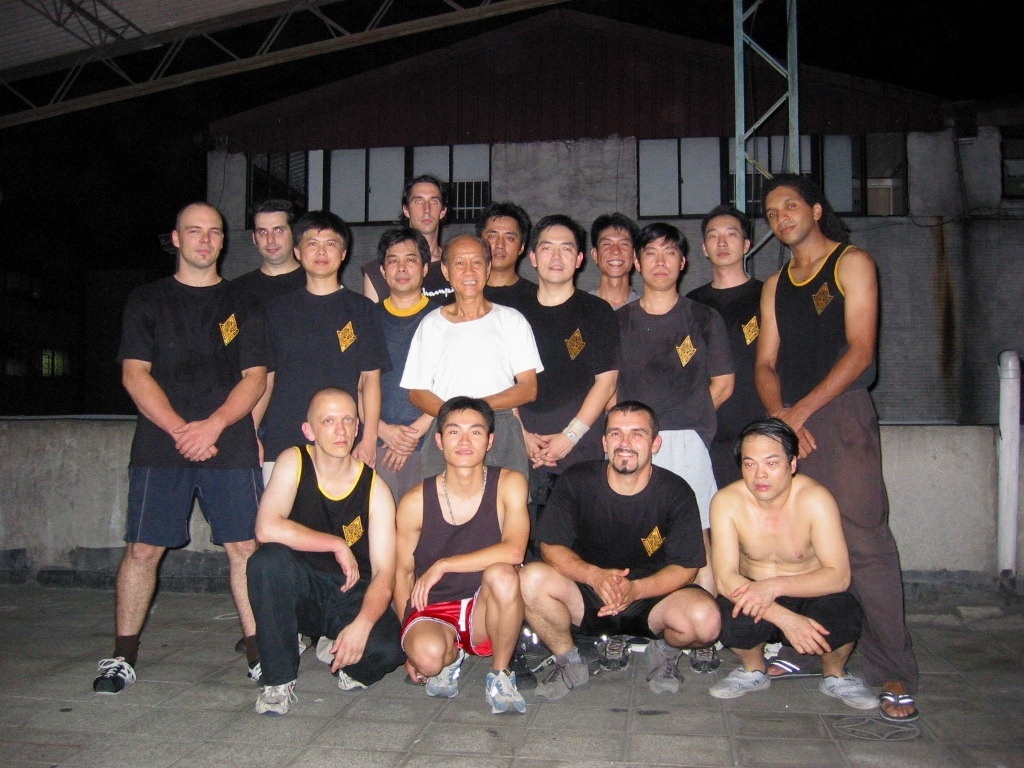 Trainingsgroup Taipeh - Lo Man Kam Federation
